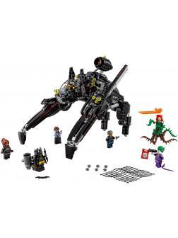 Конструктор Bl «Скатлер» 10635 (Batman 70908) / 813 деталей