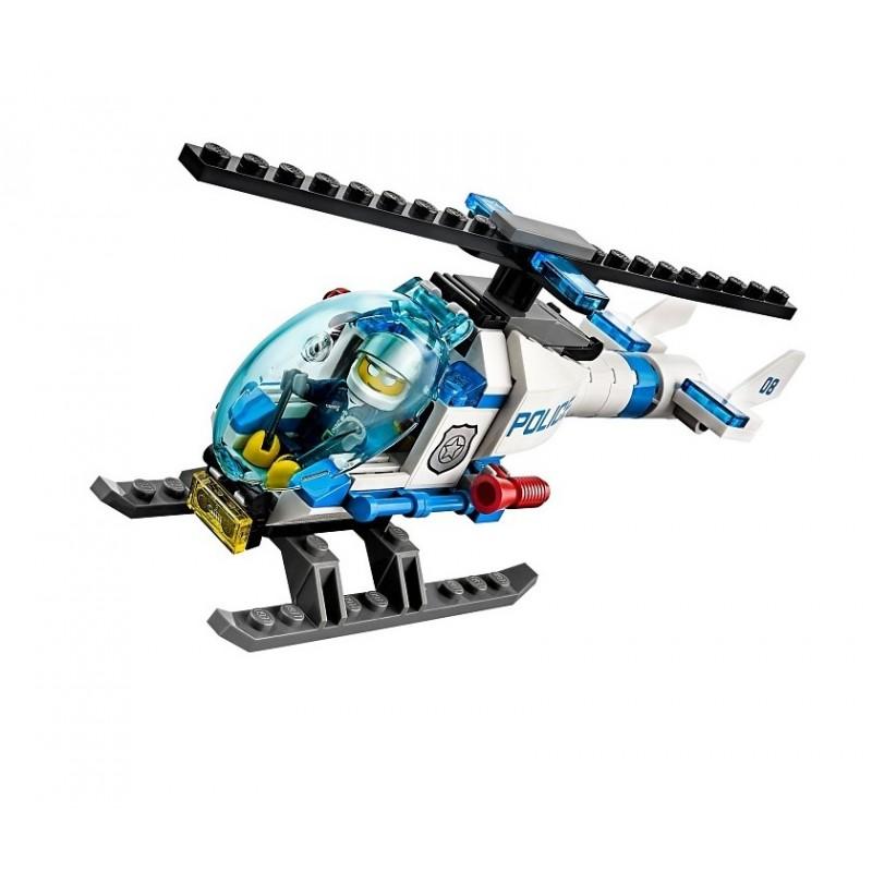 Конструктор Bl «Перевозчик вертолета» 10422 (City 60049) 410 деталей