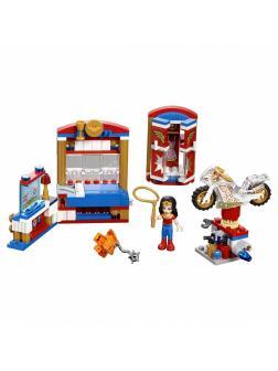 Конструктор Bl Super Hero Girls «Дом Чудо-женщины» 10616 (DC Super Hero Girls 41235) 192 детали
