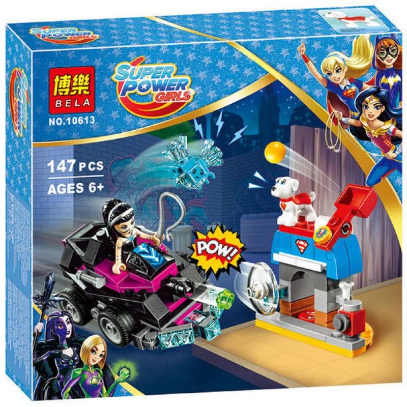 Конструктор Bl «Танк Лашины» 10613 (Super Hero Girls 41233) 147 деталей