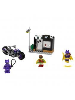 Конструктор Bl «Погоня за Женщиной - кошкой» 10627 (Batman Movie 70902) / 156 деталей