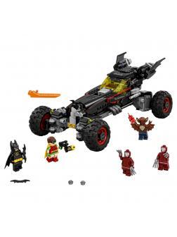 Конструктор Bl Batman «Бэтмобиль» 10634 (Batman Movie 70905) 610 деталей