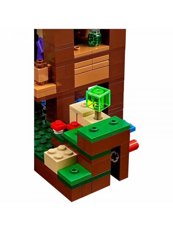 Конструктор Bl «Хижина ведьмы» 10622 (Minecraft 21133) / 508 деталей