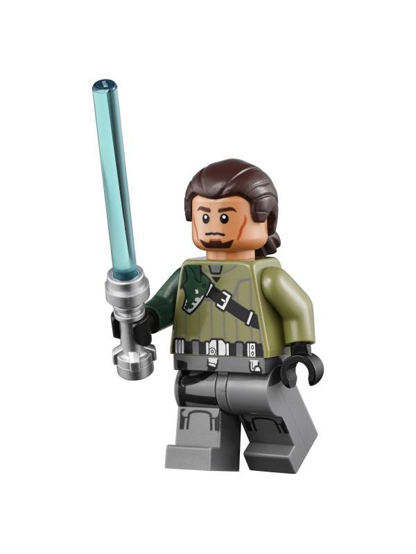 Конструктор Bl «Скоростной спидер Кэнана» 10574 (Star Wars 75141) / 251 деталь