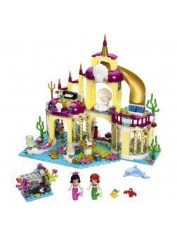 Конструктор Bl «Подводный дворец Ариэль» 10436 (Disney Princess 41063) / 383 деталей
