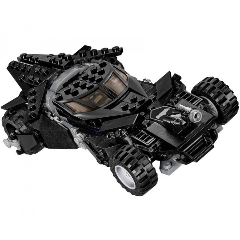 Конструктор Ll Super Heroes «Бэтмен против Супермена: Перехват криптонита» 79293 (Super Heroes) 306 деталей