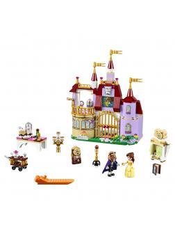 Конструктор Bl «Заколдованный замок Белль» 10565 (Disney Princess 41067) / 376 деталей