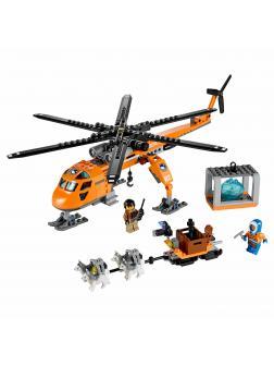 Конструктор Bl «Арктический вертолет» 10439 (City 60034) 273 детали