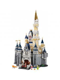 Конструктор Ll Castle «Сказочный замок DISNEY» 30010 (Disney Castle 71040) 4080 деталей
