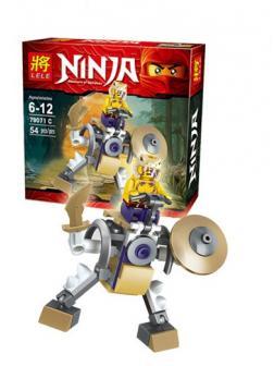 Конструктор Ll Ninja «Робот Сливен» 79071C 43 детали