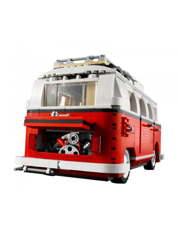 Конструктор Bl «Volkswagen T1» 10569 (Creator Expert 10220) / 1342 детали