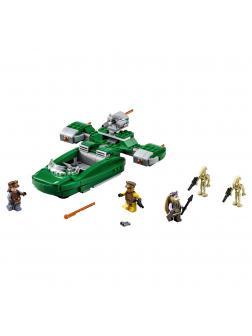 Конструктор Bl «Флэш Спидер» 10463 (Star Wars 75091) / 311 деталей