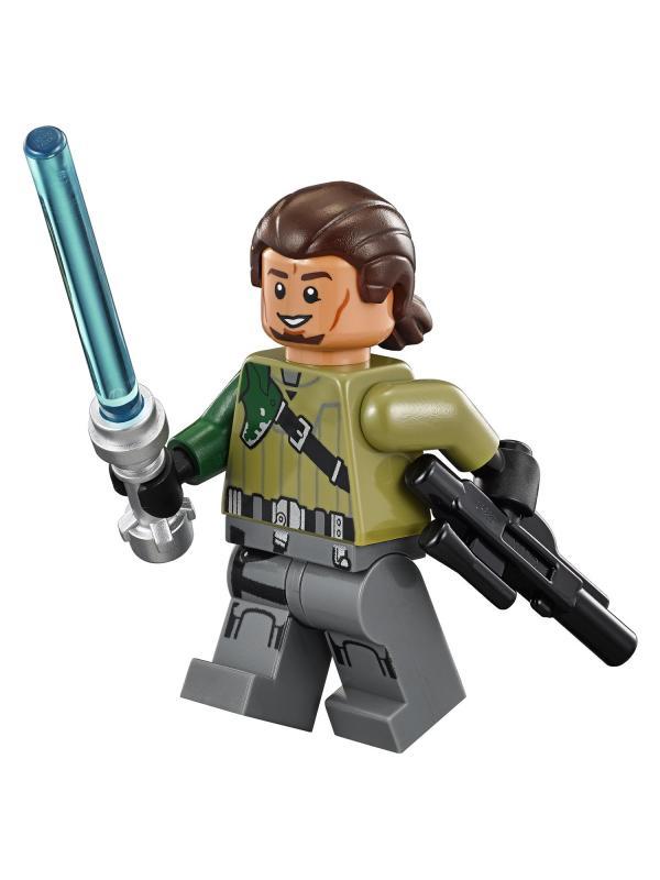 Конструктор Bl «Боевой корабль Вуки» 10377 (Star Wars 75129) / 569 деталей