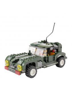 Конструктор «Армейская машина» 84001 251 деталь