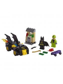 Конструктор Lari «Бэтмен и ограбление Загадочника» 11348 (Super Heroes 76137) / 71 деталь