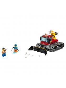 Конструктор LARI «Снегоуборочная машина» 11222 (City 60222) 209 деталей