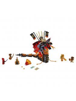 Конструктор LARI  «Огненный кинжал» 11329 (НиндзяГо 70674) 487 деталей