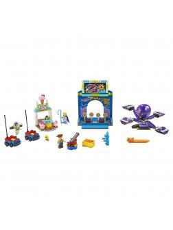 Конструктор LARI «Парк аттракционов Базза и Вуди» 11321 (Toy Story 10770) 252 детали