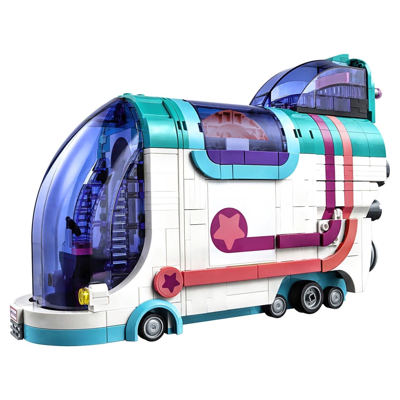 Конструктор Lari «Автобус для вечеринки» 11251 (The Movie 2 70828) / 1030 деталей