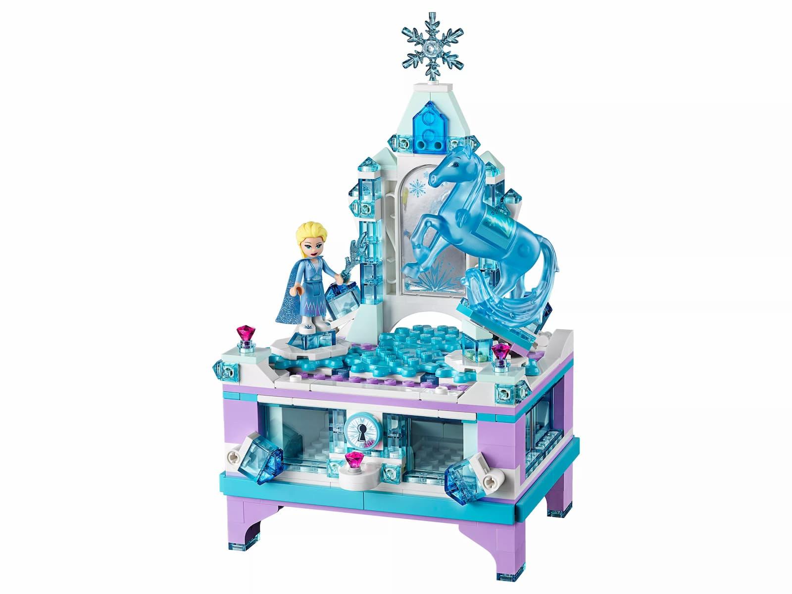 Конструктор SY «Шкатулка Эльзы» SY1442 (Disney Princess 41168) / 520 деталей