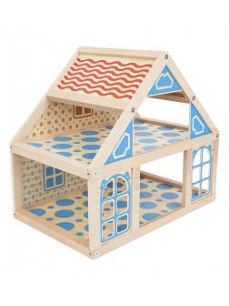 Кукольный домик Мир деревянных игрушек №1 Д225