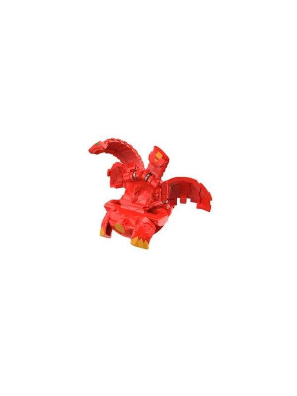 Фигурка-трансформер Бакуган Нилиус Двухголовый Драгоноид-Гидроноид Красный Bakugan NILLIOUS (PYRUS) от SB