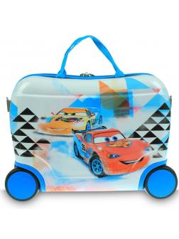 Детский чемодан тележка