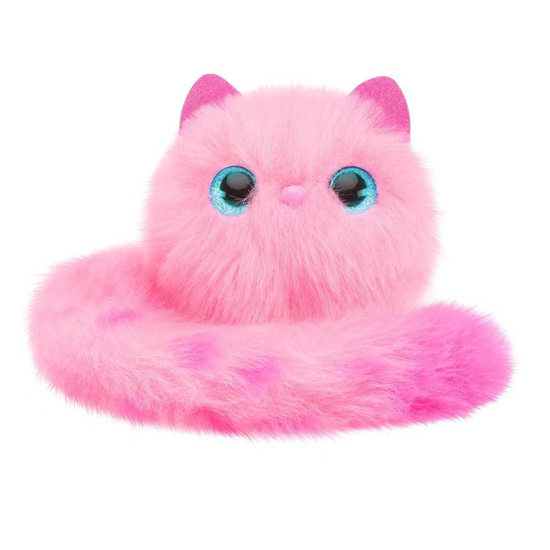 Интерактивный котенок Помси «Цветочек»