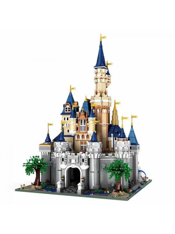Конструктор MOULD KING «Замок Дисней — Paradise» 13132, 8388 деталей