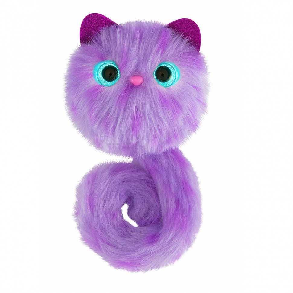 Интерактивный котенок Помси «Крапинка»