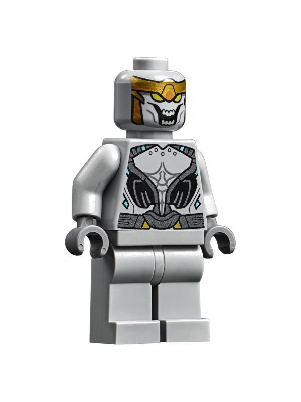 Конструктор Bl «Модернизированный квинджет Мстителей» 11261 (Аналог Marvel 76126) / 872 детали