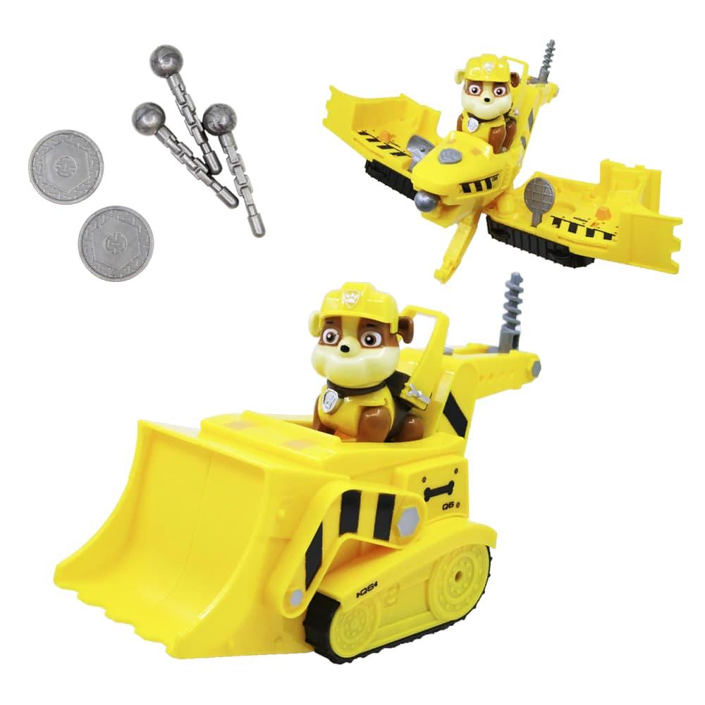 Машинка- трансформер Щенячий патруль «Крепыш»