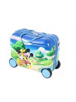 Чемодан-каталка Микки Маус и Плуто (Mickey Mouse & Pluto)