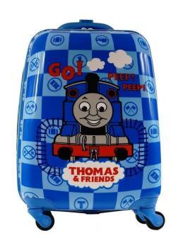Детский чемодан Паровозик Томас (Thomas the Train) синий
