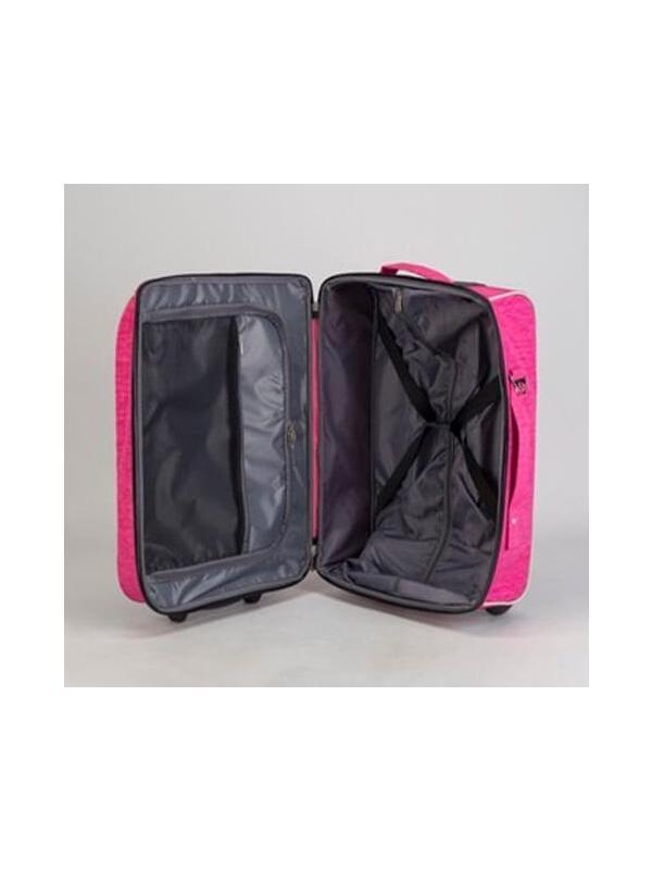 Детский чемодан BagBerry фуксия