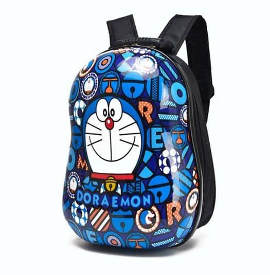 Детский рюкзак кот Дораэмон (Doraemon) синий