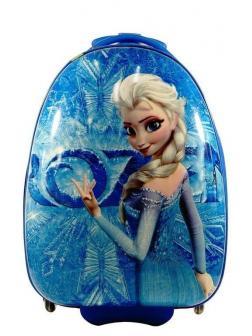 Детский чемодан Холодное Сердце (Frozen Heart) / Синий / S