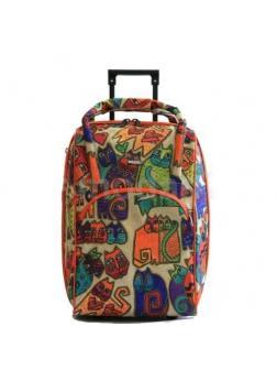 Чемодан-сумка на колёсиках Nam City