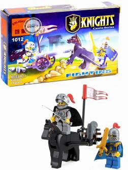 Конструктор Enlighten «Поединок» 1012 Castle Knights Series / 42 детали