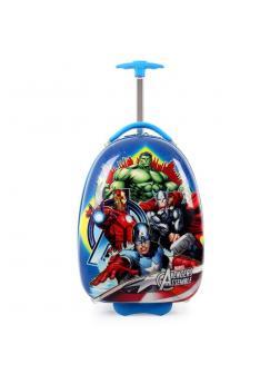 Детский чемодан Marvel Avengers ( Марвел Мстители) синий