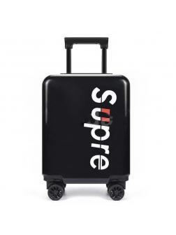 Детский чемодан Supre чёрный.