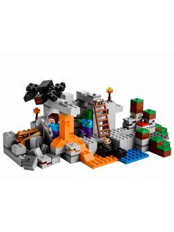 Конструктор Bl «Пещера» 10174 (Minecraft 21113) / 251 деталь