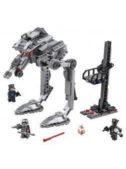 Конструктор LARI Star Wars «Вездеход AT-ST Первого Ордена» 10912 (Star Wars 75201) 388 деталей