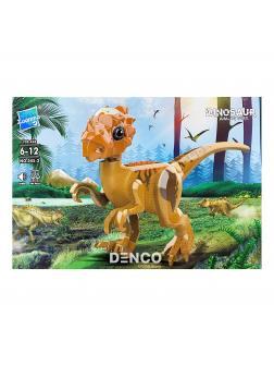 Конструктор Zuanma Парк Юрского периода (Jurassic World) «Динозавр» со звуком 045-2