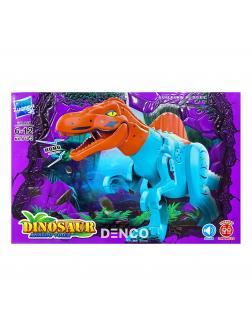 Конструктор Zuanma Парк Юрского периода (Jurassic World) «Динозавр» со звуком 040-2