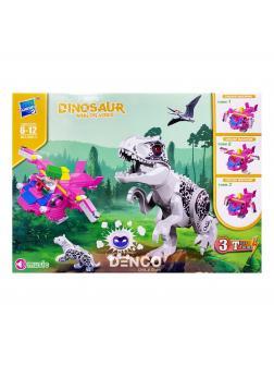 Конструктор Zuanma Парк Юрского периода (Jurassic World) «Динозавр» со звуком 050-3
