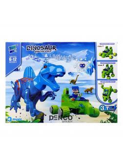 Конструктор Zuanma Парк Юрского периода (Jurassic World) «Динозавр» со звуком 050-2