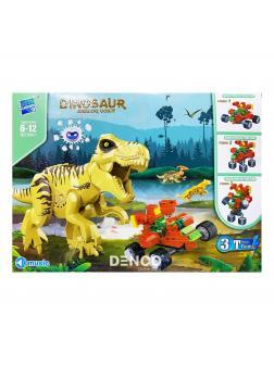 Конструктор Zuanma Парк Юрского периода (Jurassic World) «Динозавр» со звуком 050-1