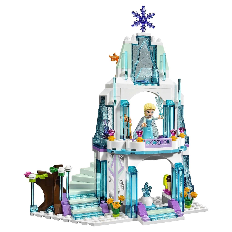 Конструктор Bl «Ледяной замок Эльзы» 10435 (Disney Princess 41062) / 297 деталей