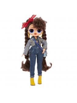 Кукла L.O.L. Surprise O.M.G. Fashion Doll «Busy B.B»